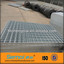 China cheap manual machine welded metal hot dipped electric heavy galvanized stainless steel floor trap grating factory price