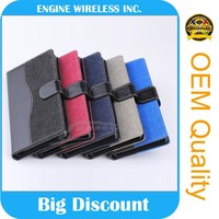 hot sale high quality wallet case for samsung galaxy s duos s7562