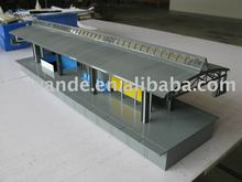 Brass Train Platform , 1:32 Brass made