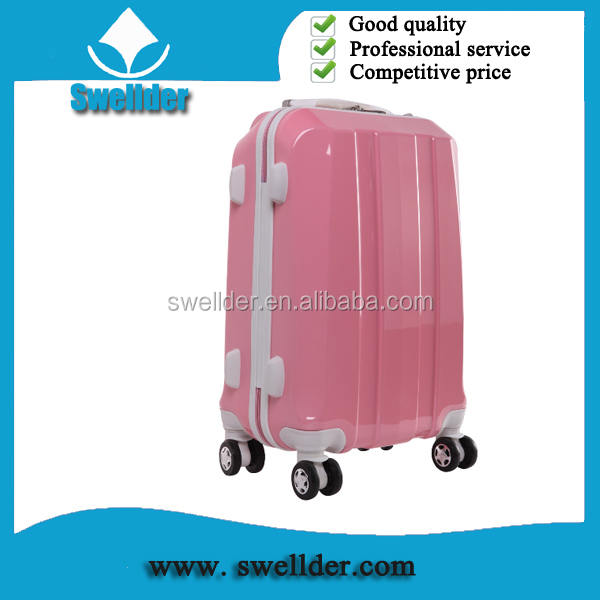 Blister ABS hard case luggage cover