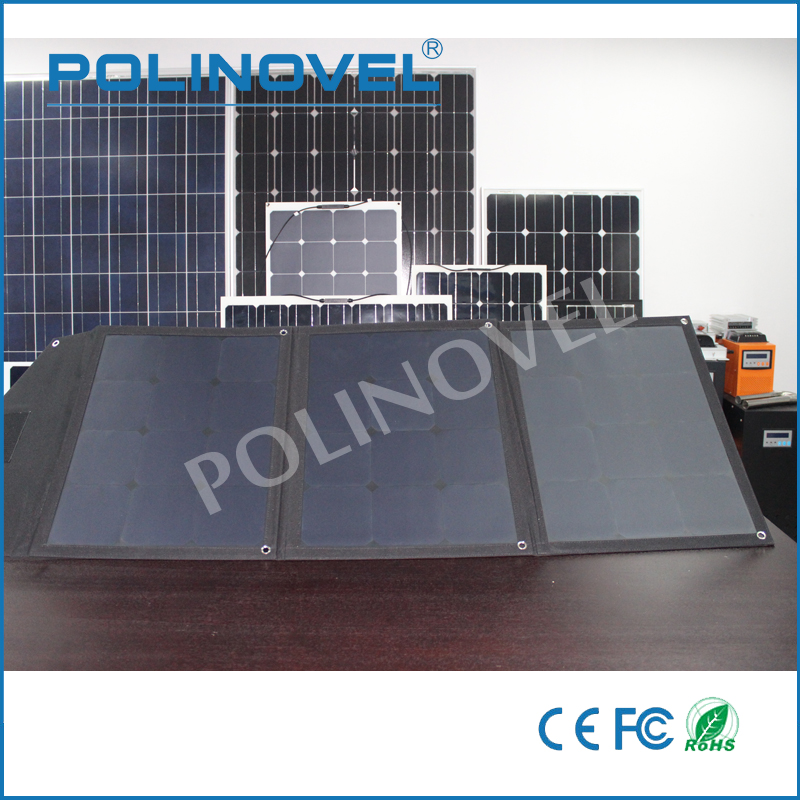 105w sunpower solar charger cell phone computer battery solar charger
