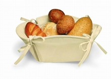 foldable cotton bread holders