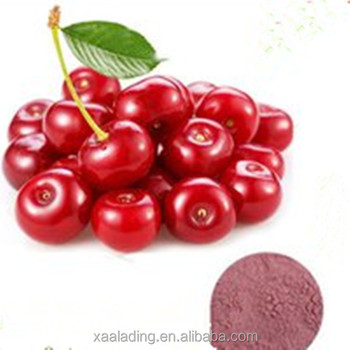 Organic pure Natural Cherry Powder