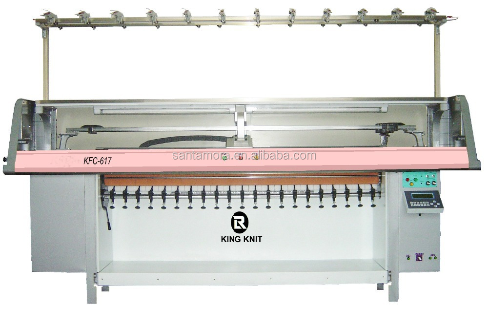 Knitting Machine For Home : Auto computerized sweater knitting machine for home buy