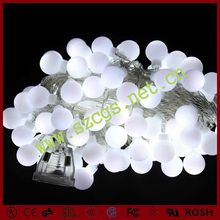 OEM useful round bulb Christmas decoration light