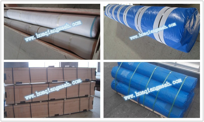 Low price China making cheap high quality polyester fomring wire /paper machine forming
