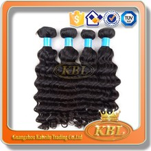 100% brazilian hair clip-on hair extension
