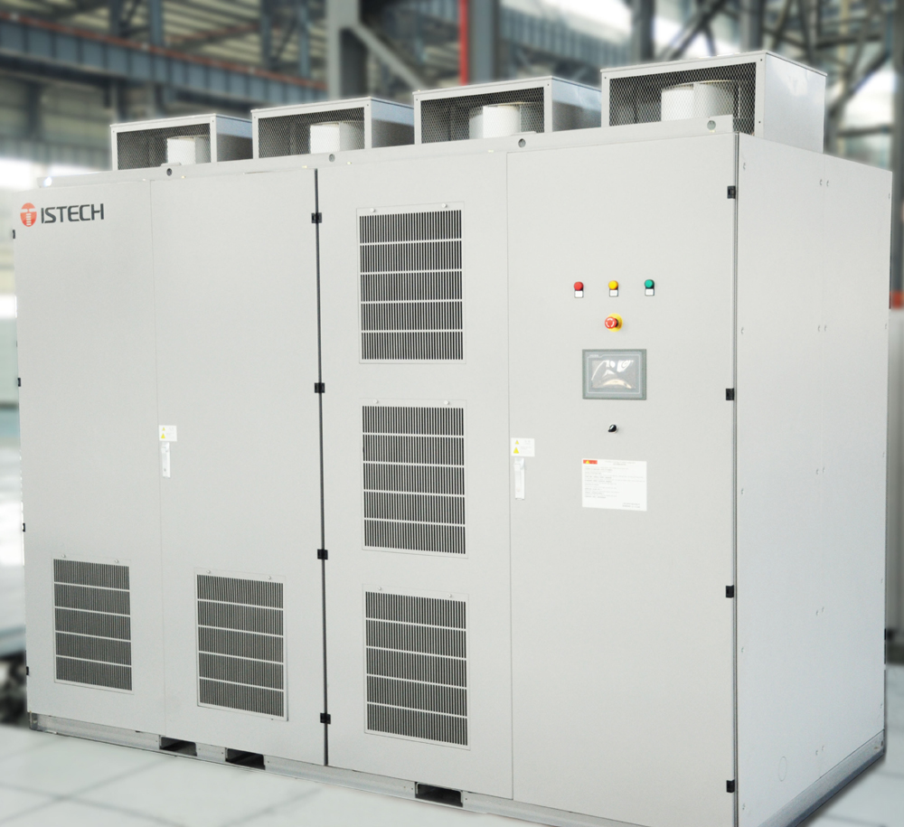 Medium Voltage Drive 800kW 6.3kV For Cement