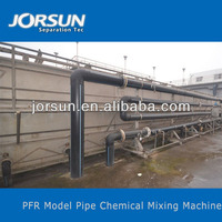 PFR Pipe flocculator in papermaking wasterwater treatment