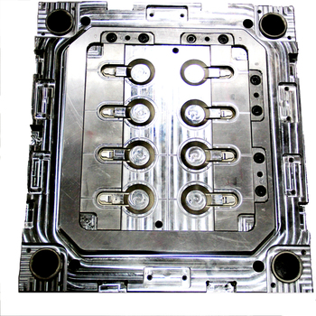 High Precision Plastic Injection Mould Manufacturer