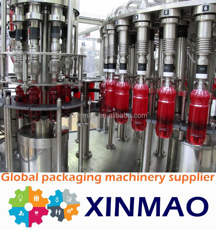 filling sealing capping packaging machine, high pressure juice processing equipment, automatic hot juice filling capping machine