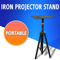 Iron projection Tripod holder for projector Camera