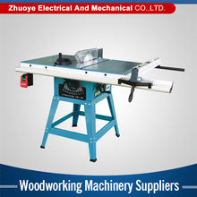 Professional CE certificate Electric woodworking sliding table panel saw