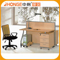 Newest Metal Leg Double Desk Workstation Divider For Small Office