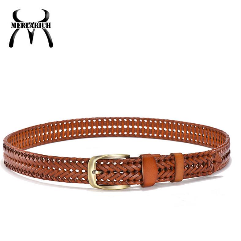 for sale leather online mens brown braided custom woven belt