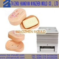 china huangyan injection plastic soap case mold manufacturer