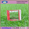 best price 190x190x80mm red Glass Blocks price