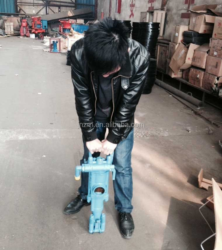 YT29A Jack Hammer Air Leg Rock Drilling Machine Of Zhongmei Group