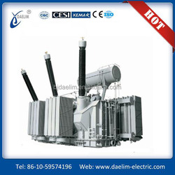 110kV 121KV three phace two winding on load tap changing power transformer electransformer top 10
