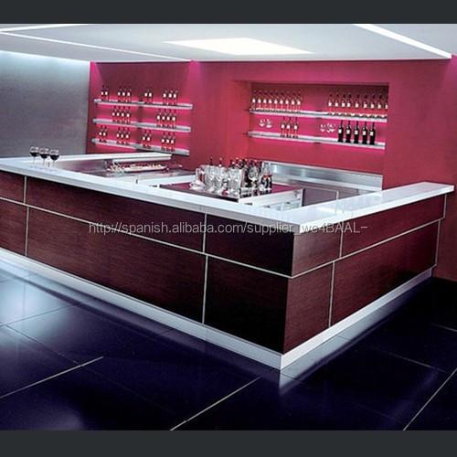 Más caliente muebles de la barra bar contadores diseño barra de bar ...