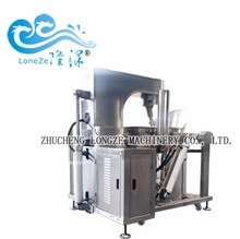 factory direct supply price cheese flavor industrial popcorn making machine