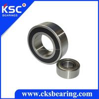 5201-2RS double row angular contact ball bearing