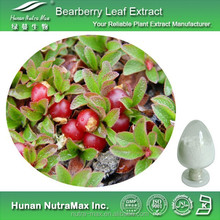 Bearberry Leaf Extract Beta Arbutin, Bearberry Leaf Extract Skin Whitening, Bearberry Leaf Powder Extract