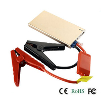 Sales Pretty Surface 6900mAh Car Engine Starting Best Jump Starter Battery With Booster Cable