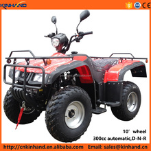 High quality loncin 300cc automatic farm using ATV