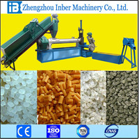 plastic washing granulating production line popular worldwide