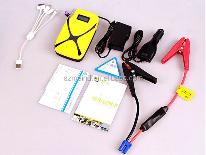 2015 new product!24v 36000mah high capacity multifuntion lithium jump starter for truck/car/bus/water craft
