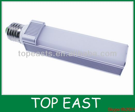 5w G24 E27 LED Night Plug lights_led recessed wall light 2 years warranty