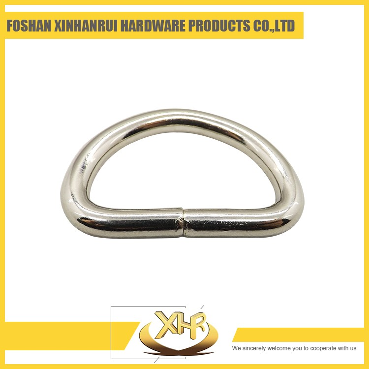 Stainless steel welded D ring 4.0 L32*19mm
