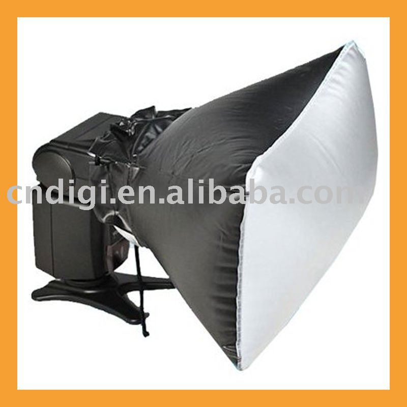 Universal Inflatable Soft Flash Diffuser