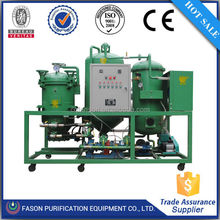 adopt double temerature system used engine oil recyclling machine DTS