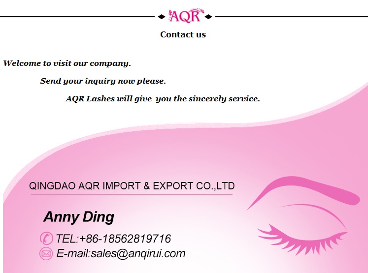 AQR LASHES 0.07mm mix color russian volume eyelash extensions