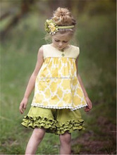 CONICE NINI brand OEM service princess girl wearing boutique outfits baby clothing set kids appearl