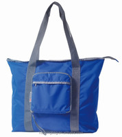 foldable nylon promotional shopping bag