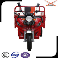 175cc Air Cooled Motorcycle Trimoto , Motorized 3 Wheel Pedicab Bike From Motorcycle Manufacturer