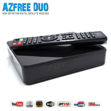 Azfree duo receptor satellite sks iks free and full hd 1080p for South America