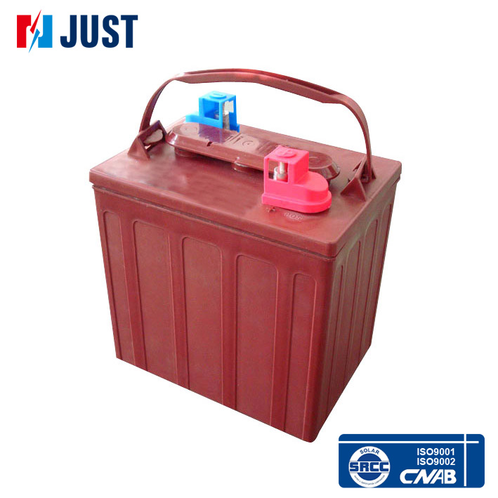 Factory best selling 6v 180ah golf cart battery