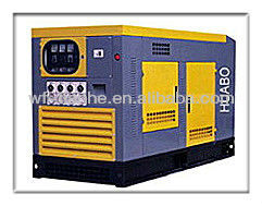 with Sound Proof 10KW-200KW With Weifang Engine And Stanford Alternater Excellent diesel generator