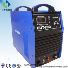 CUT 100 IGBT small inverter DC AIR plasma cutter/plasma cutting machine