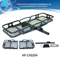 500LBS hitch mounted excess Cargo Carrier,2014 hot selling