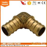 LB-GutenTop copper plumbing compression fittings for PEX pipe