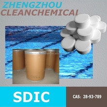[Here] SDIC 200g tablet sodium dichloro isocyanurate , Granule, Powder