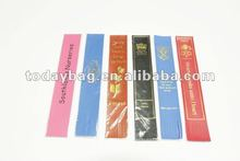 leather factory personalized genuine leather/PU bookmarks for promotion gifts