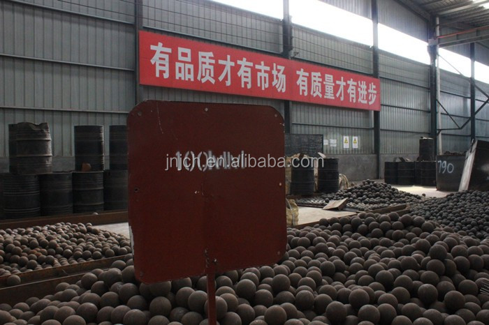 JCF forged grinding media