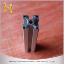 2017 years on new products Metal Aluminum Profile aluminum extrusion profile bending aluminnum profile for furniture