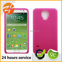 Mobile phone case,comfortable shape mobile phone silicon case for Samsung galaxy s5,durable phone cover